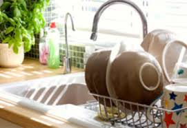 How To Clean The Kitchen Sink Brightnest Clean Your Kitchen Sink