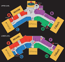 Galleria Mall Map Galleria Mall Houston Directory Image Information