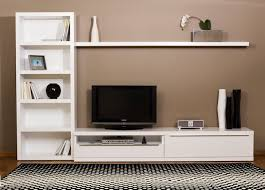 Wall Mount Tv Stand With Shelves by Valley Tv Cabinet With Shelving Tv Cabinets Wall Units Tv