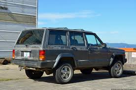 built jeep cherokee is the jeep cherokee xj a future classic ran when parked