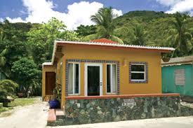 Cane Garden Bay Cottages Tortola - shans bungalow 1br cane garden bay tortola british virgin