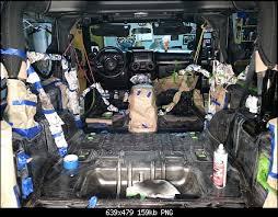 Rustoleum Bed Liner Kit Bedlined Tub W Rustoleum Truck Bed Coating Jeep Wrangler Forum