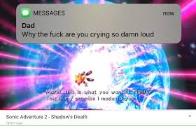 Why Are You Crying Meme - true story sonic the hedgehog know your meme