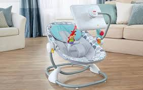 Baby Bouncing Chair New Baby U0027s Bouncy Seat Complete With Ipad Holder Daily Mail Online
