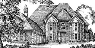 French Country Cottage Plans Southern Living House Plans French Country House Plans