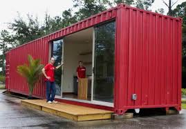 100 storage containers made into homes 2 floor shed house