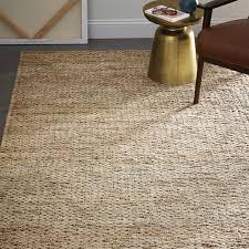 barley twist jute rug natural west elm
