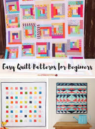 quilt pattern websites 45 easy quilt patterns for beginners allfreesewing com