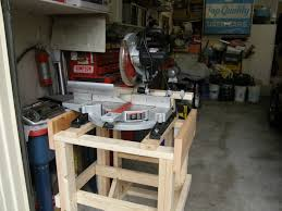 miter saw stand the garage journal board