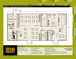 ellis modular buildings multi purpose facilities floor plans