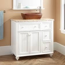 Vessel Sink Vanities Without Sink Vessel Sink Vanities Signature Hardware Bathroom Vanity With Bowl