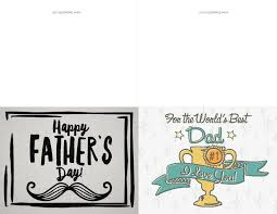 free father u0027s day cards teepee
