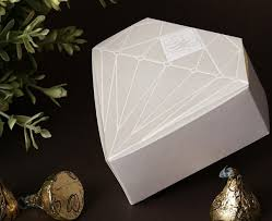 appropriate engagement party gifts diamond favor candy box for wedding marriage engagement party