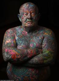 tattoo design trial run how to try on a tattoo before you ink it reformed gangster john kenney covered every inch of his body in