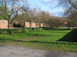 file old walled garden at killerton house geograph org uk
