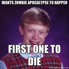 Bad Luck Meme - image bad luck brian jpg walking dead wiki fandom powered by wikia