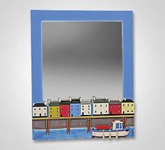 Coastal Bathroom Mirrors by Nautical Mirrors And Driftwood Mirrors Ideal Bathroom Nautical