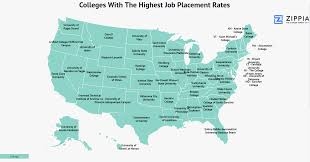 Tennessee Tech Map by The Best College In Each State For Getting A Job Zippia