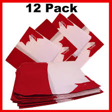 novelty bandanas u2013 canadian flag printed designs u2013 12 pack