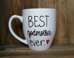 godmother mugs only the best get promoted to godmother godmother