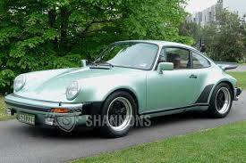 green porsche 911 sold porsche 911 carrera 3 0 coupe auctions lot 14 shannons