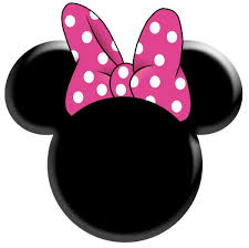 minnie mouse head free hd images
