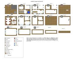 minecraft house blueprints website home deco plans