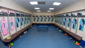 new dressing rooms u2013 paid for by the trust members wycombe