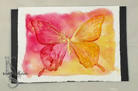 handmade watercolor cards creating handmade cards with watercolor warm ups kraaft shaak