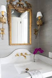 Gold Bathroom Vanity Lights Wonderful Ornate Gold Bathroom Vanity Lights With Decorative