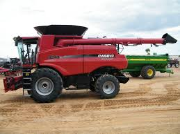 new case ih 8240 axial flow combine harvester boekeman