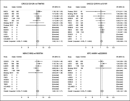 polymorphisms in dna repair genes smoking and bladder cancer