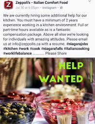 Kitchen Jobs Resume by Zeppolis Hashtag On Twitter