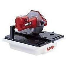 Masonry Saw Bench For Sale Mk Diamond Tile Saws Ebay
