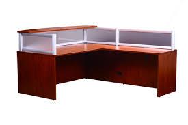 Reception Desk Shell Plexiglass Reception Desk Shell With Optional Return Shell 36 W X
