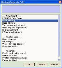 reset epson 1390 printer printer epson 1390 ink out error solution error and reset