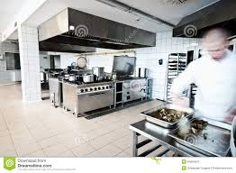 industrial kitchen cook in industrial kitchen royalty free stock image image 34864876