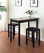 Kitchen Bistro Table And 2 Chairs Small Kitchen Table Ebay