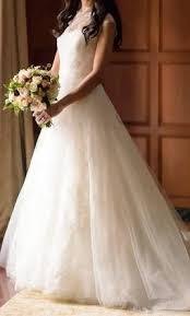 wedding dresses with bolero vera wang pandora dress bolero veil 7 995 size 2 used