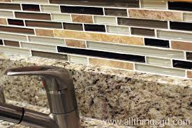 Caulking Kitchen Backsplash Tile Shop Tuesday Grouting Caulking All Things G D