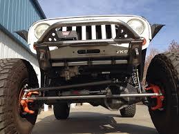 jeep bumper prerunner front winch bumper vks fabrication
