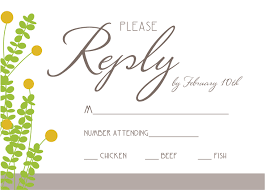wedding invitations with response cards wedding invitation response card timeline