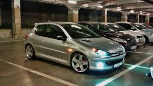 peugeot 206 new peugeot 206 rc my next car youtube