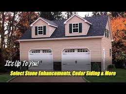 stoltzfus structures carriage style garage youtube