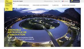 Le Bureau Des Congrès Modernise Son Site Internet Le Bureau Grenoble