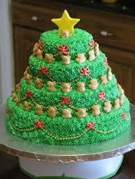 D Christmas Tree Cake - 1000 ideas about christmas tree cake on pinterest christmas