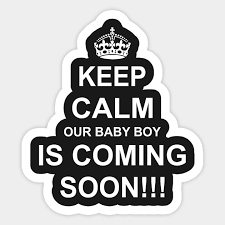Coming Soon Baby 2018