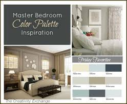Master Bedroom Color Schemes Master Bedroom Paint Color Inspiration Friday Favorites