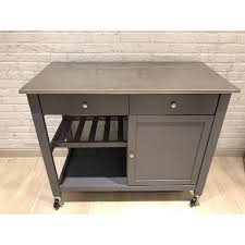 Stainless Steel Bedroom Furniture Stainless Steel Top Rolling Kitchen Island W Drawers Aptdeco