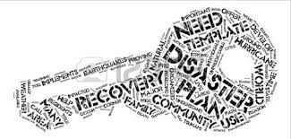 what are disaster recovery templates and how do they help text